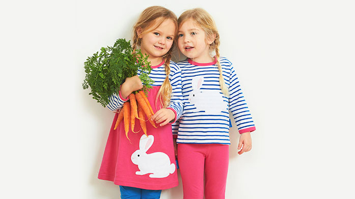 Toby Tiger Rawrrr! Toby Tiger is back in town with a new collection of super-soft, organic childrenswear for your little ones. Shop boys and girls clothing now!