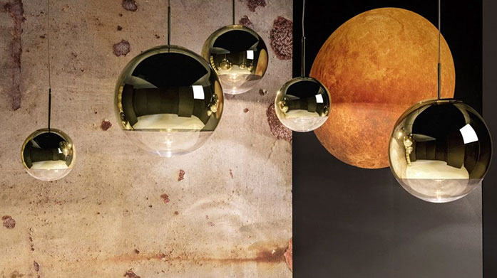 Tom Dixon Our new edit of Tom Dixon homeware is an ultra-stylish collection of lighting, signature gold ornaments and other decorative accessories.
