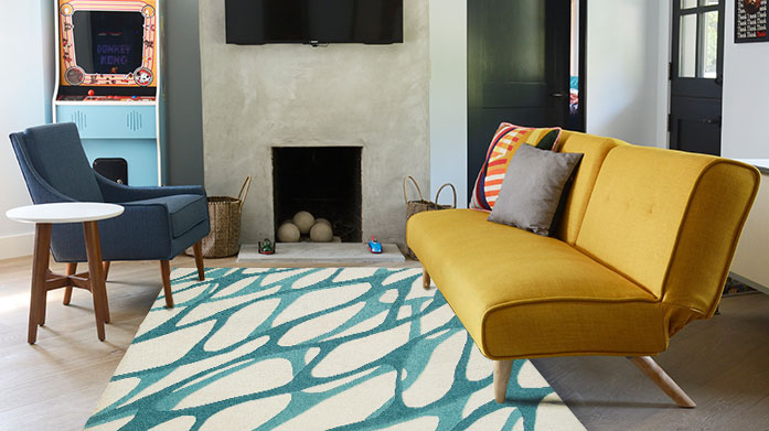 100 Rugs under £100 Add some extra comfort and style to your home for less with this collection of designer rugs for under £100.