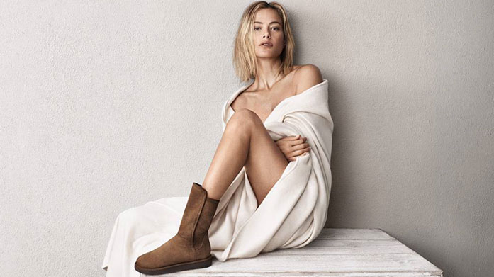 Classic Shearling Boots For the ultimate in comfort and luxurious style, choose a pair of classic shearling boots by UGG, Australia Luxe, Carvela or Dune London.