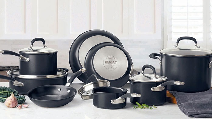 Circulon Discover our new collection from world-renowned non-stick cookware engineers Circulon, making home-cooking fast, easy and delicious.