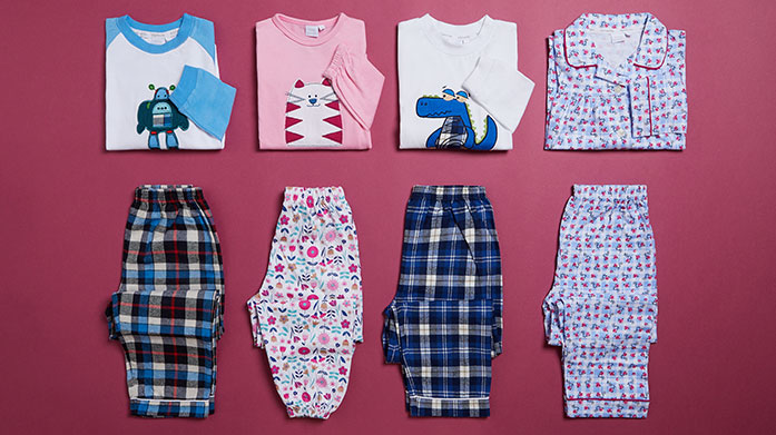 Mini Vanilla: Kids Nightwear