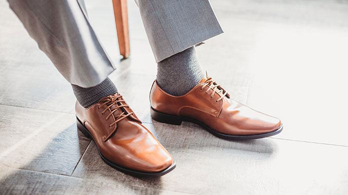 Style File Shoes for Him