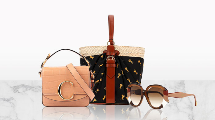 Chloe Sunglasses and Bags  Discover our one stop shop for all things Chloe! Treat yourself to an investment handbag or pair of stylish Chloe sunglasses.