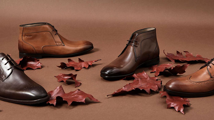 Shoes for Chilly Mornings: Men's Wrap up in a pair of stylish yet cosy men's shoes from Bally, Kurt Geiger, Dune or UGG. Perfect for those chilly mornings!