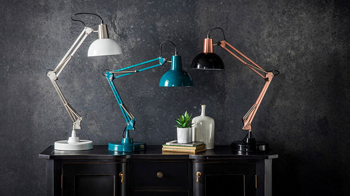 Express Designer Lighting See your home in a brand new light with our stylish range of lighting fixtures and lamps, all available for express delivery.
