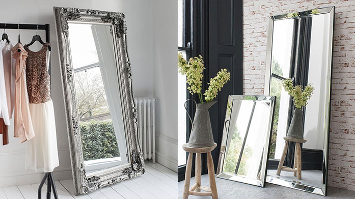 Gallery Mirrors Spruce up your home with this modern yet classic range of gallery mirrors that are bound to elevate the décor of any room.