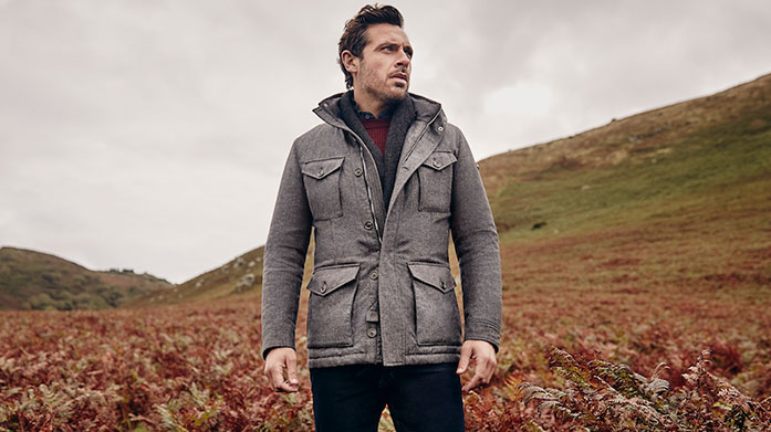 Men's New Year Clearance Shop men's seasonal coats and jackets, knitwear, tailored trousers and a range of stylish shoes in our men's New Year clearance sale. Knitwear from £25.