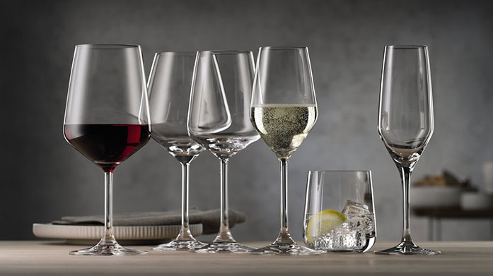 Riedel Premium Glassware Designed by world-class sommeliers, Riedel crystal glassware is a stunning collection of wine glasses, tumblers and decanters.