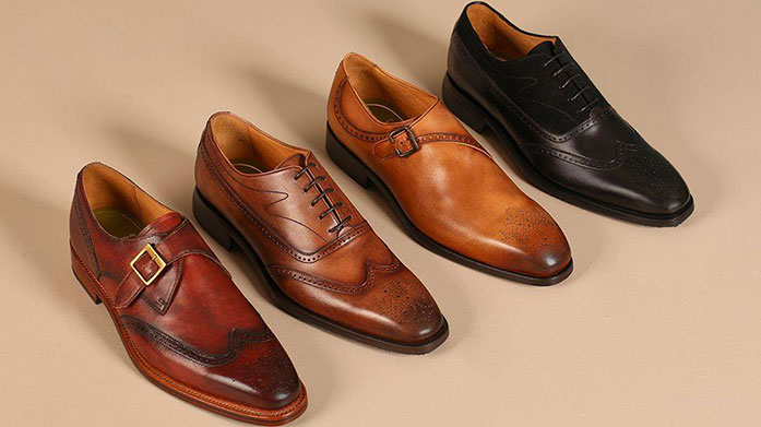 Egg-squisite Brogues & Derbies Channel your inner gent with some quintessentially British footwear from Oliver Sweeney, Bally, Dune and more.