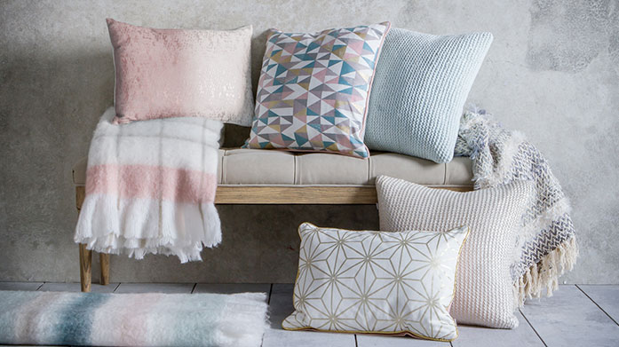 Cushions & Throws Clearance Add a little luxe to your home for less with stylish cushions and throws from our latest edit. Featuring Panache Cashmere, Bronte by Moon and more.