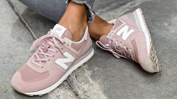 Insta-Worthy Sneakers Treat yourself to a new pair of Insta-worthy sneakers from our latest edit of most-wanted trainers from New Balance and adidas.