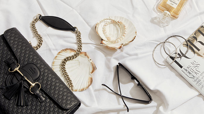 Best Dressed Guest  Be the best dressed guest at your next garden party with our edit of summery sleek jewellery, show stopping sunglasses and more.