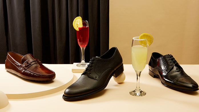 Men's Luxe Shoe Clearance Our luxe shoe clearance for him features designer sneakers, boots and formal shoes from the most coveted women's brands...