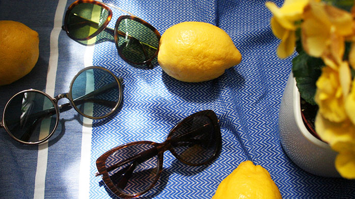 Summertime Sunglasses for Her Summertime style starts with our luxury edit of designer sunglasses for her. Shop Fendi, Chloe, Dior, Prada and Jimmy Choo.