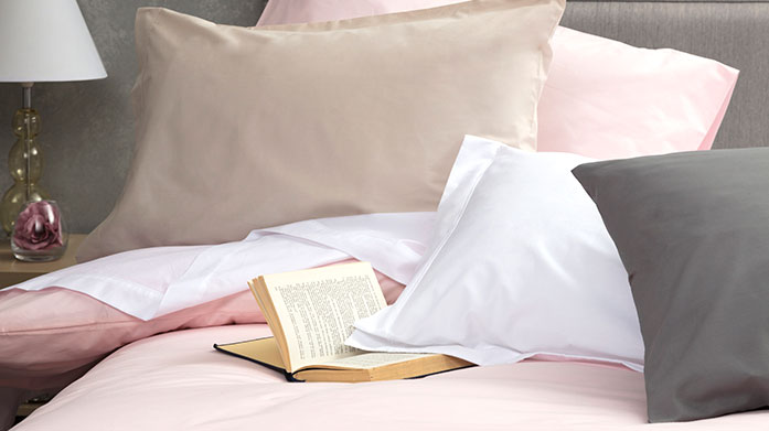 Belledorm Egyptian Cotton Linens Feel the pure luxury of premium Egyptian cotton bed linen by Belledorm. Shop duvet covers, pillowcases and sheets in classic shades.