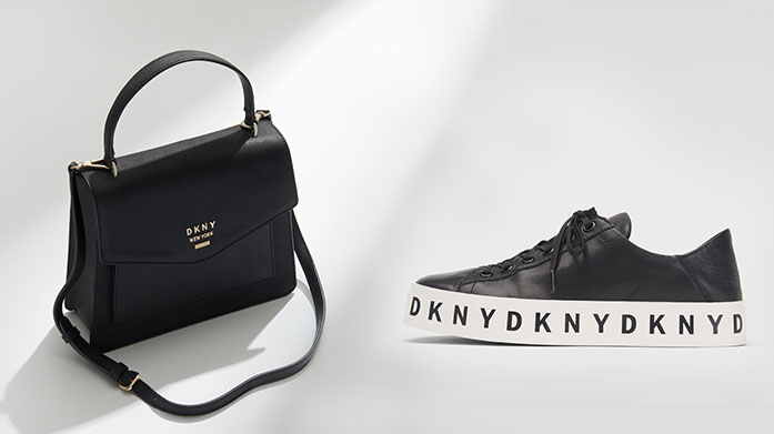 DKNY Footwear & Accessories Discover signature New York-cool aesthetic with DKNY women's shoes and accessories, perfect for the new season.