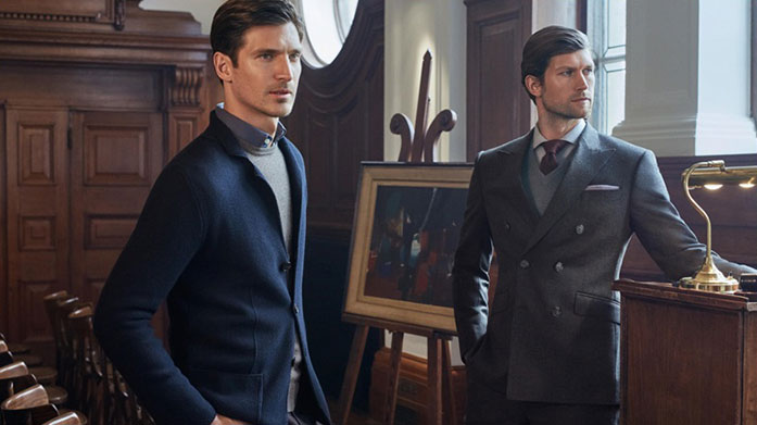 November Clearance for Him Our men's winter clothing sale is a masterclass on how to dress. Shop smart coats, stylish knitwear and casual jeans by Feraud, Hackett and BOSS.