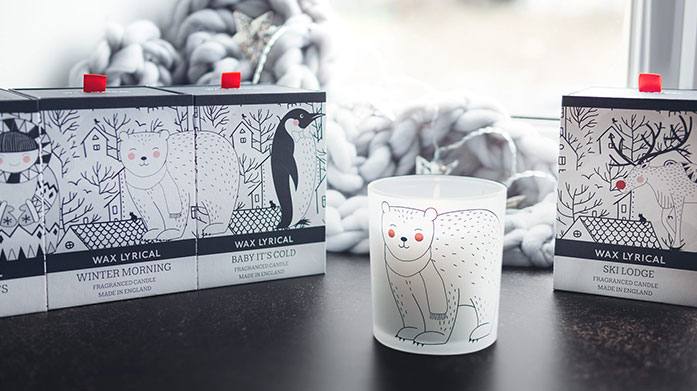 Wax Lyrical Home Fragrance Discover Wax Lyrical's range of Christmas scented candles and diffusers to infuse your home with a wonderful festive scent.