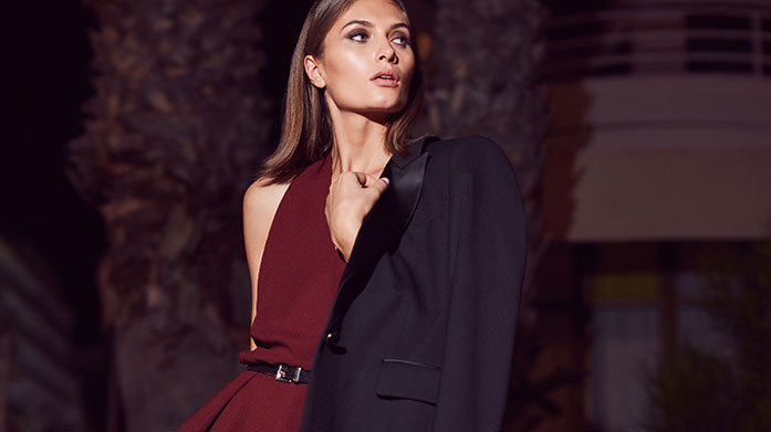 What to Wear to the Christmas Party Women's  Need an outfit for the Christmas party? Our edit of party dresses, jumpsuits and tops will ensure you're the best dressed guest.