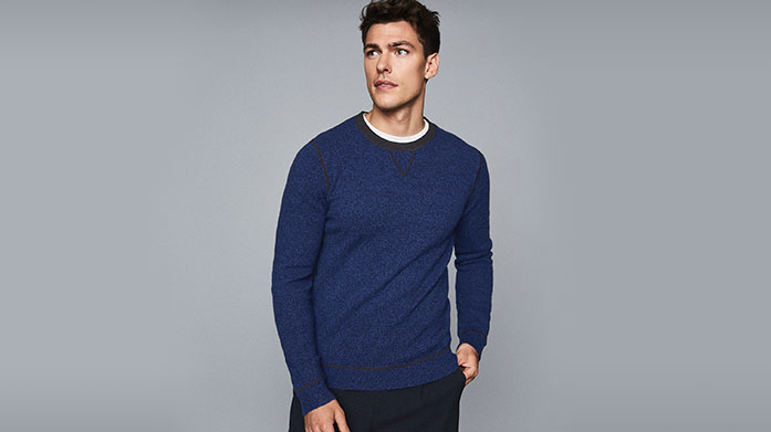 Men's January Blues Shake off those January blues and shop our menswear edit featuring Replay, Diesel and Hackett London. Jumpers from £32.