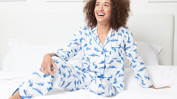 Nightwear Clearance: Cyberjammies & More Relax at home and get cosy at the weekend with our clearance sale of nightwear and pyjamas by Cyberjammies, Chelsea Peers and more.