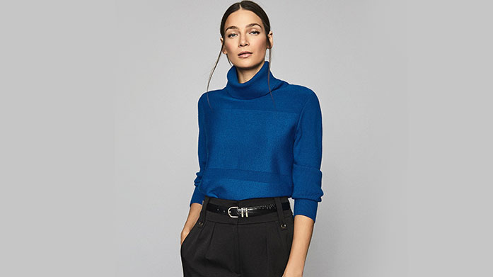 Women's January Blues Beat the January blues by treating yourself to a new dress, piece of knitwear or designer jeans by Replay, Jigsaw, Phase Eight and more. Jumpers from £29.