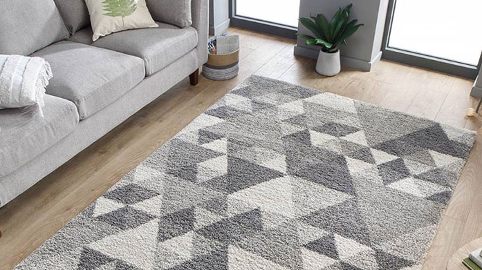 Flair Rugs An eclectic selection of statement floor rugs from Flair to elevate a tired decor. Each design is bold, bright and beautiful!