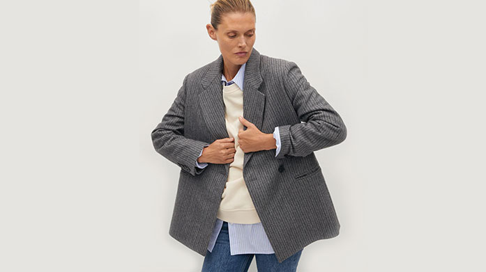 Off-Duty Cool Update your spring wardrobe this season with smart-casual blazers, feminine shirts, lightweight knits and wide leg jeans. Shop brands such as Victoria Beckham, Iro, Vince and Gerard Darel. Tops from £29.