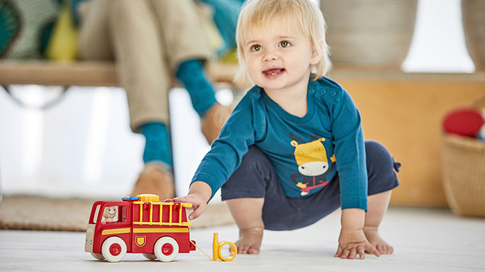 Play Time! It's play time! Shop kids' wooden toys and puzzles, role play costumes and soft cuddly toys from Brio, Playmobil and Janod.