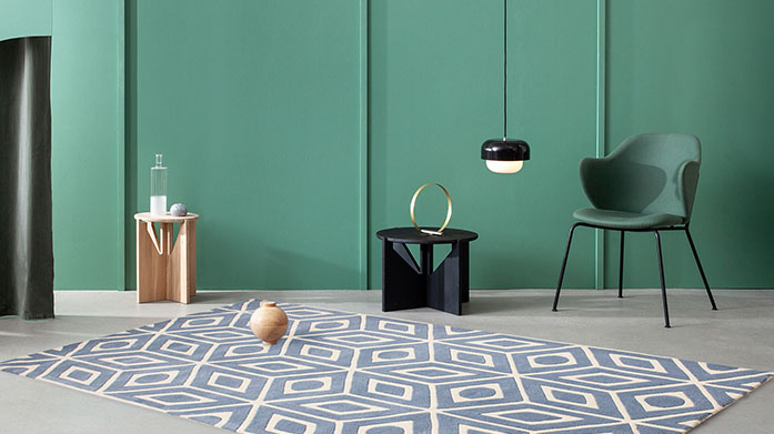 Colour your Floors: Under £200 Whatever your interior taste, feel luxury underfoot with a colourful rug from this edit of vibrant home accessories.