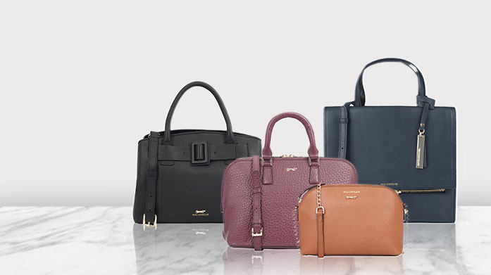 Paul Costelloe Paul Costelloe creates simple yet chic handbags and purses that are perfect for everyday wear and special occasions.