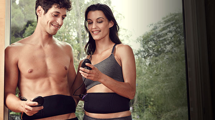 Slendertone Get tighter abs with the help of Slendertone products, clinically-proven to help improve muscle tone and shape.