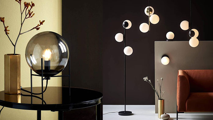 Nordlux Lighting New styles just in! See your home in a new light with a contemporary lampshade, lighting fixture and outdoor light by Nordlux.
