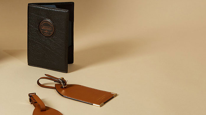 Aspinal of London for Him Discover quality accessories with a quintessentially British finish from Aspinal of London, including leather wallets, bags and passport covers.
