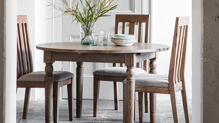 Classic Furniture by Gallery Classic furniture to suit every room in your home. Shop wooden tables, armchairs and dining sets by Gallery.