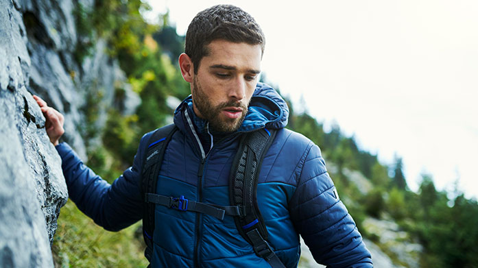 Live Life Outdoors Men's Ensure you're ready to take on the great outdoors with men's winter jackets, jumpers and trousers.