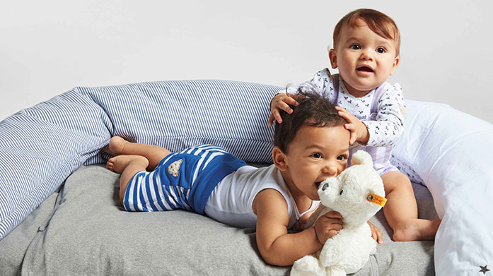 Steiff Baby Clothing Dress your little ones in nothing but the best with Steiff's ultra-soft baby clothing. Shop boys and girls' babywear.