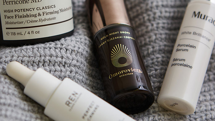 Beauty & Cosmetics Have an at-home pamper evening using luxury hair care, skincare and makeup from Philip Kingsley, Rodial, Cowshed, REN and Elemis.