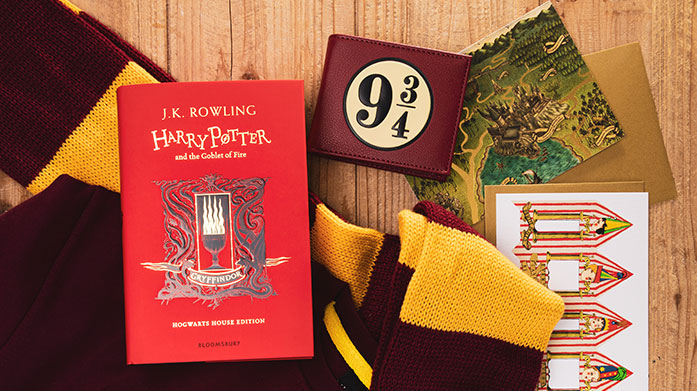 Harry Potter's Magical New Year Brighten up your little one's wardrobe with the timeless magic of Harry Potter with tops, hoodies and more. Which house is their favourite?