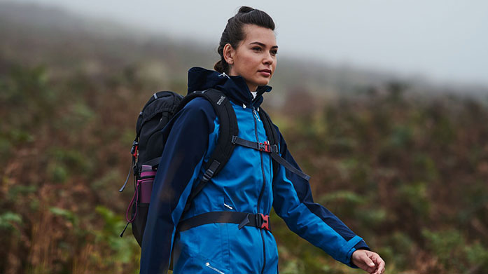 Live Life Outdoors Women's Love the outdoors? Ensure you're dressed your best in outerwear jumpers, jackets, leggings and more from Geographical Norway, Golfino and friends.