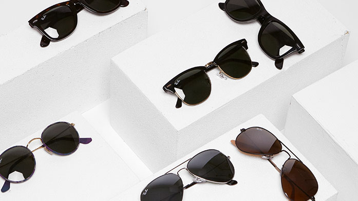 New In: Ray-Ban for Him  You deserve a new pair of sunnies, right? Indulge in a timeless pair to complete your look from Ray-Ban.
