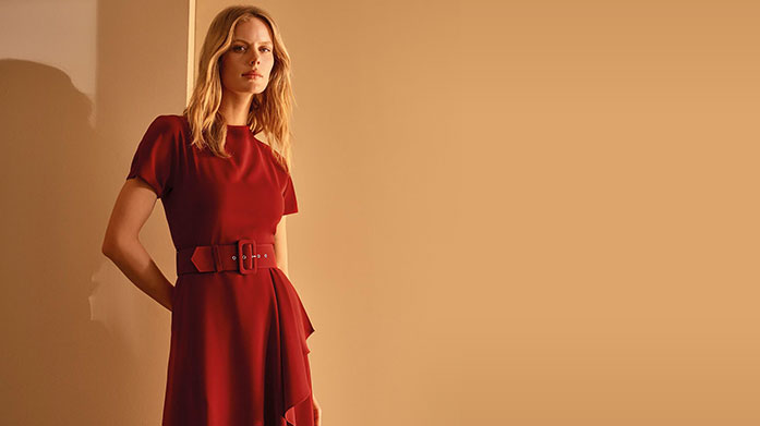 Phase Eight Phase Eight is back with a seasonal selection of classic coats, everyday tops and more to overhaul your wardrobe. Dresses from £19.