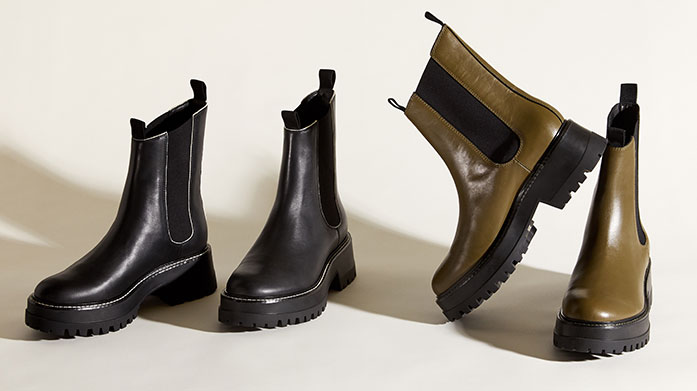 The Shoes To Wear in 2021 Comfort and style collide when it comes to our 2021 footwear goals. From chunky boots by Sigerson Morrison to luxe loafers by Tod's, there's a style for everyone...