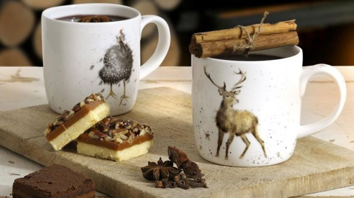 Wrendale Valentines From fine bone china mugs and tea sets to cutlery and kitchen utensils, Wrendale Designs has the perfect gift for animal lovers everywhere.