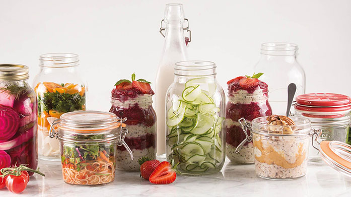 Kilner Glass Storage