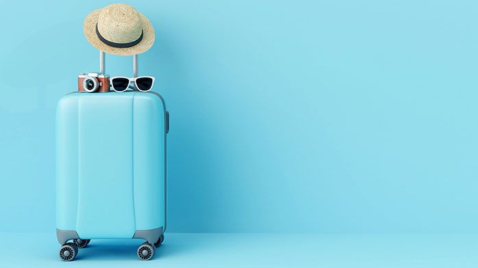 Essential Luggage Get holiday ready with our slick selection of first class suitcases from Essential Luggage.