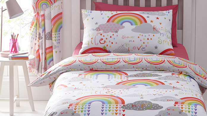Kids Club Bed Linen Make bedtime fun with Kids Club. This linen collection features mythical creatures, adorable animals and more!