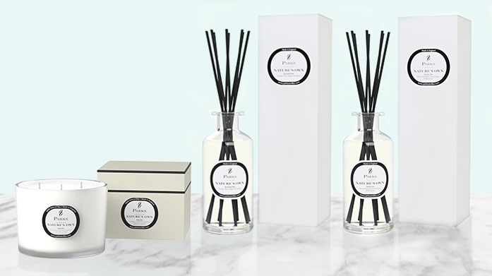 Parks London Create a gorgeous summer atmosphere in your home with Park's floral scented candles and diffusers.