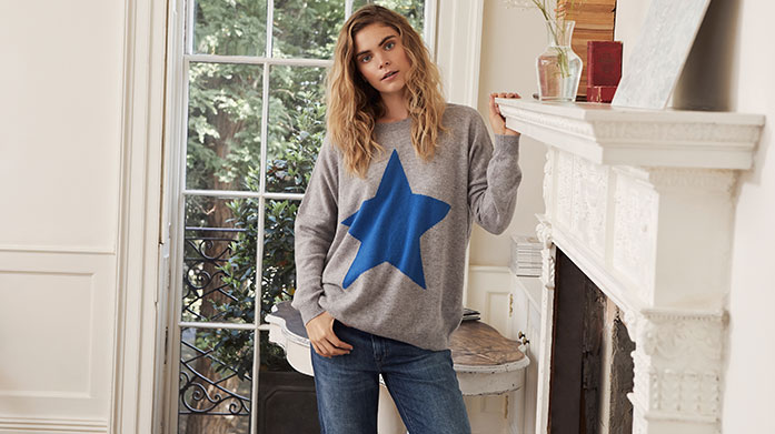 Scott & Scott Cashmere New Collection  Wrap up this autumn in soft, cosy and luxury cashmere with Scott & Scott's new collection of cashmere jumpers, polo necks and cardigans.